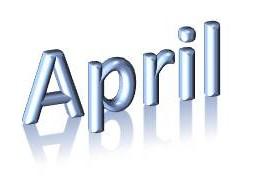 April Blog Posts