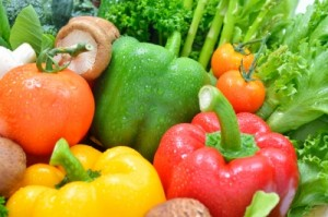 most productive vegetable garden