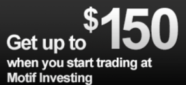 Motif Investing Review: Get Up To $150 Cash Back!