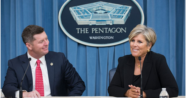 Meet the Steve Jobs of the Personal Finance Industry: Suze Orman