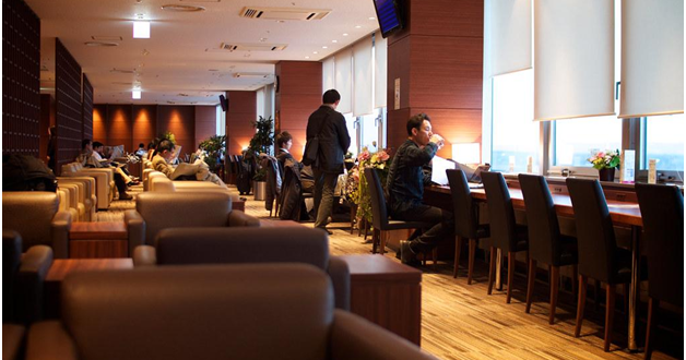LoungeBuddy App Review- Save Money on Airport Lounge